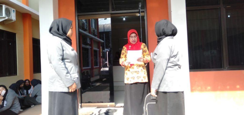 Monitoring Ujian SMK 3 Purwokerto