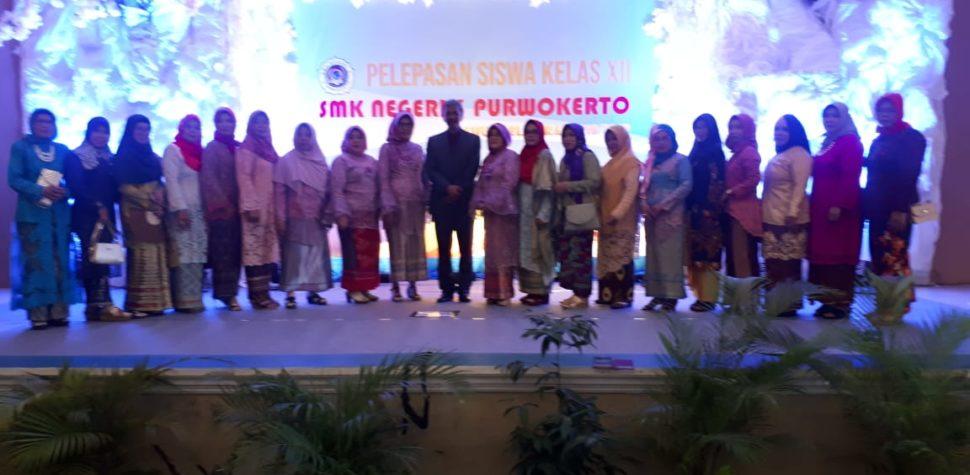 Pelapasan Siswa SMK Negeri 3 Purwokerto